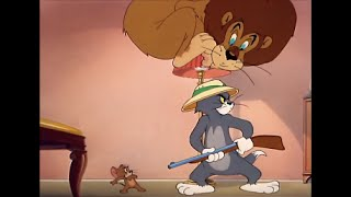 Tom and Jerry, 50 Episode - Jerry and the Lion (1950) width=