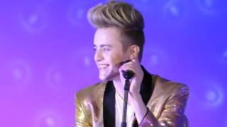 Give Love A Try (Jonas Brothers Cover) | Jedward | Cork 25/3/16