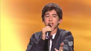 "Alan Matheus  ""Me Enamoras"" La Banda"