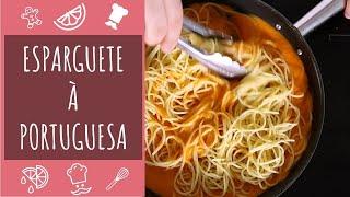 Esparguete à portuguesa - TeleCulinária
