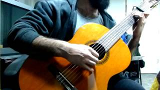 NieR - Song of Ancients Devola Classical Guitar Cover