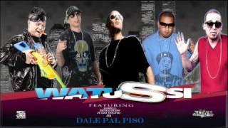 Dale Pal Piso{Remix} - Watussi ft. Jowell, Ñengo Flow, JQ & Julio Voltio {Preview}