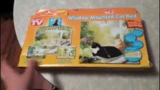 Smartspeed Suction Cup Cat Window Bed Review