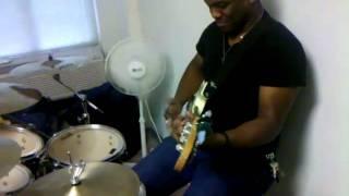 one man rhythm section
