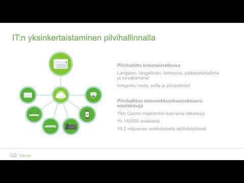 Webinaari Yritysverkon hallinnasta helppoa - avaimet käteen pilvestä!