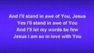 Let My Words Be Few (worship video w/ lyrics)