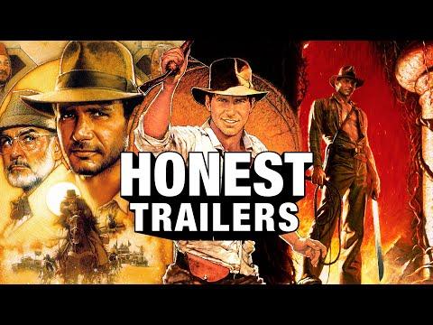 Honest Trailers | Indiana Jones Trilogy