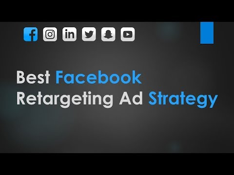 Best Facebook Retargeting Ads Strategy 2019
