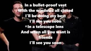 Coldplay- See You soon Audio/Lyrics