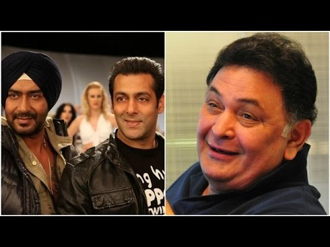 Salman & Ajay Face Friendship Crisis| Rishi Kapoor On His Dad's Affairs and more