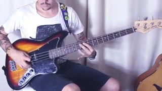 Cage the Elephant - Mess Around - Bass Cover