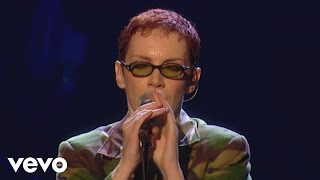Eurythmics - I Saved the World Today (Peacetour Live)