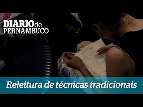 Releitura de t�cnicas tradicionais nas artes visuais