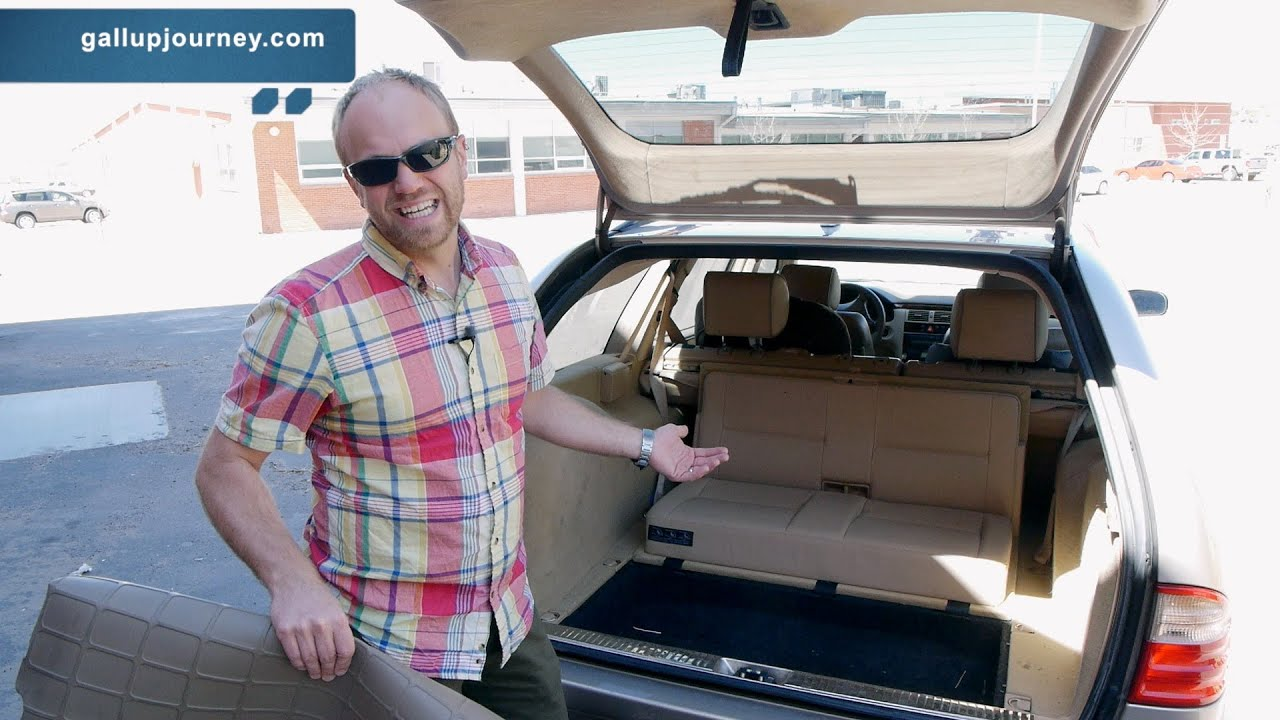 2001 Mercedes Benz E320 Wagon (W210) Review: This one's my own!