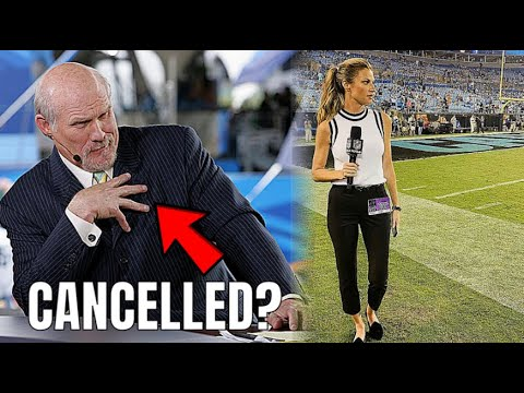 Terry Bradshaw Is Getting *CANCELLED* For Complimenting Erin Andrews