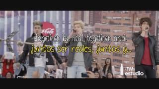 CD9 ft. Conrad Sewell - Taste The Feeling (Letra en inglés y español) HD | FM ESTUDIO