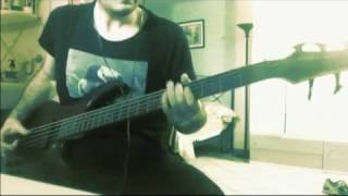 【ONE OK ROCK】 『Bedroom Warfare』  BASS COVER  弾いてみた