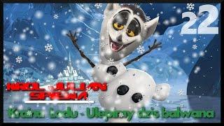 Król Julian śpiewa [#22] ft.Kraina Lodu - Ulepimy dziś bałwana - Full HD
