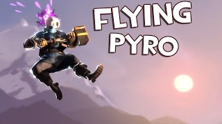 TF2 - The Flying Pyro
