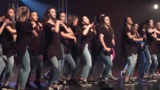 2017 HRHS Dance Recital   F43 Sunrise