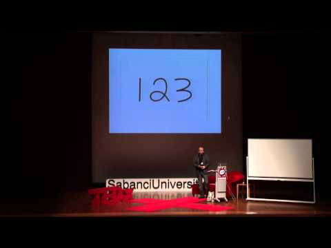 Life is a game: Emrehan Halıcı at TEDxSabanciUniversity