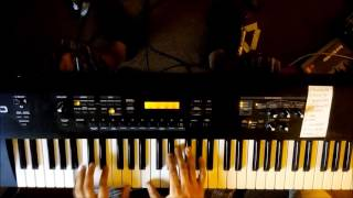Hillsong Young And Free - Energy Synth Bass Cover