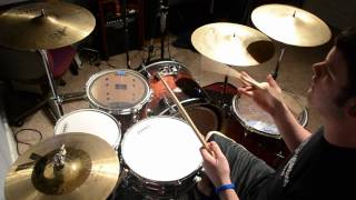 KE$HA - Blow (Drum Cover) HD