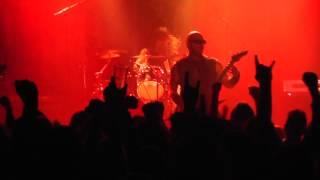 Conqueror - War Cult Supremacy Live @ NWN Fest IV, Postbahnhof-Fritzclub, Berlin, DE (08.11.2014)