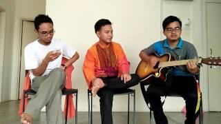 Doa Iman cover by : gitar