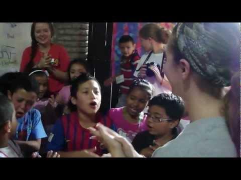 Feliz Cumpleaños en Nicaragua