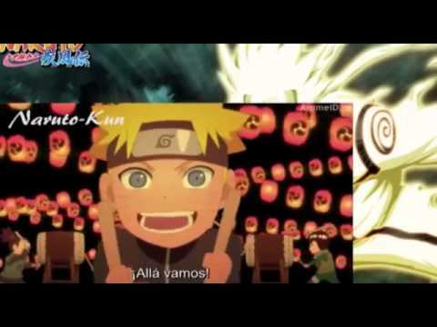 Bijuu Kazoe Uta! Cancion De Los Bijuu de Naruto Shippuuden Letra y Video