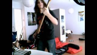 Turbowolf - Seven Severed Heads Bass Cover