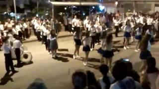 Banda show ex alutnos colnupaz Ven bailalo