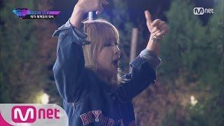 [STAR ZOOM IN] Jeon Jiyoon's growth in Unpretty Rapstar2 160727 EP.119