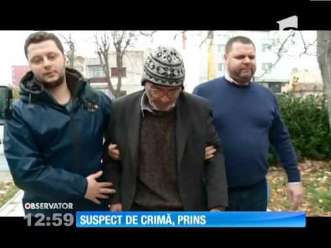Suspect de crimă, prins într-o gară