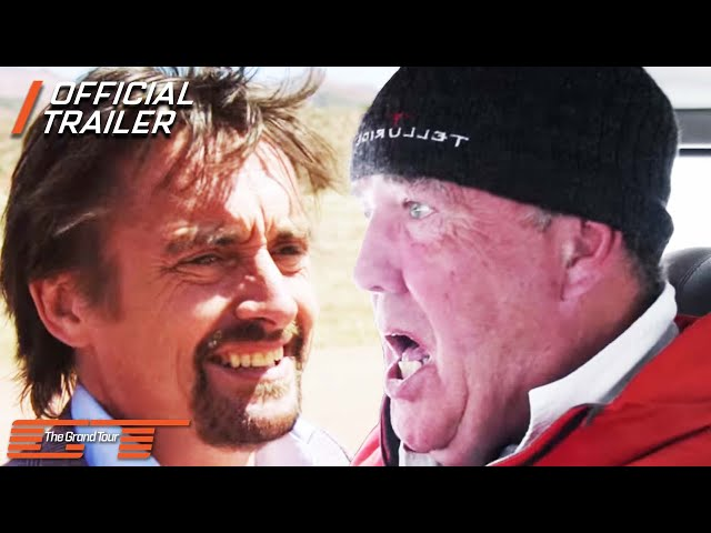 Jaaaaaaaags - The Grand Tour