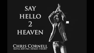 Temple Of The Dog - Say Hello 2 Heaven (cover) [Chris Cornell Tribute]