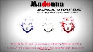 Billy Steve Adler - Black Graphic Feat Madonna Prod.Steve Tekker