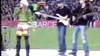 Himne del F.C Barcelona (Beth)