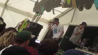 Boombap 2012 - The Four Owls -- Three Hits To The Dome