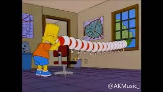 Bart's Not Hot (Man's Not Hot)