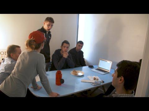 First Friday Video - December - Cottrell Entrepreneurial Leadership Center