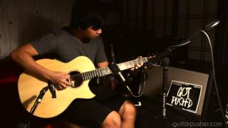 """""""The Hunt"""" (Tommy Emmanuel) cover by Kevin Maloles on Maestro Raffles-MR"""
