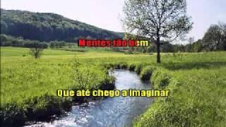videoke karaoke Mentes Tão Bem Zezé Di Camargo e Luciano