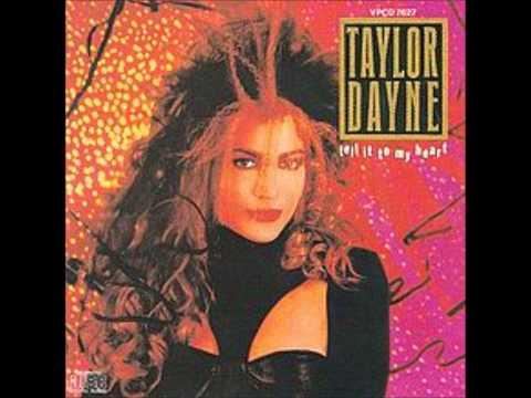 Carry Your Heart de Taylor Dayne Letra y Video