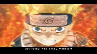 (PCSX2) Naruto Ultimate Ninja 3 Walkthrough Chapter 7 Shukaku Boss Battle - An Important Thing