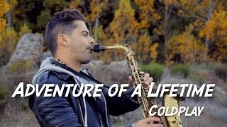 Coldplay - Adventure Of A Lifetime Instrumental Cover (Saxophone By LuGotti)