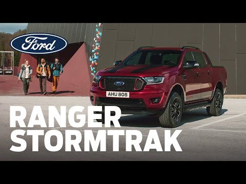 New Ford Ranger Stormtrak 4x4 Pick-Up Truck
