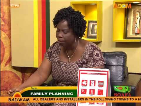 Family Planning   Afisem on Adom TV (26-9-16)