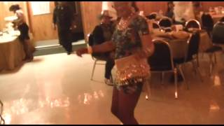 Boss Lovely Wife Shaking it up.Latin dance